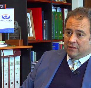 [VIDEO] Entrevista exclusiva con Marcos Emilfork, fiscal caso Sename