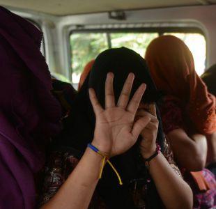 América Latina: Chile y Bolivia, los únicos que cumplen requisitos en lucha contra trata de personas