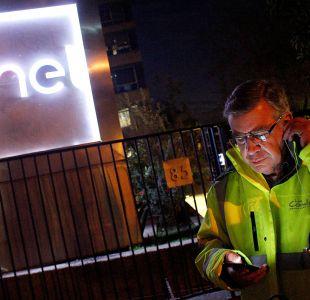 Lavín: Hay una responsabilidad de Enel y por eso se presentará una demanda colectiva