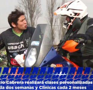 [VIDEO] En #D13motos compartimos con Patricio Cabrera y sus entretenidas clínicas de Big Trail