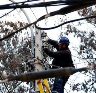 Superintendente de Electricidad: Queremos que se eviten cortes prolongados durante precipitaciones