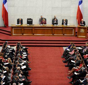 Congreso Nacional entrega su tercera cuenta pública en medio de intenso trabajo legislativo