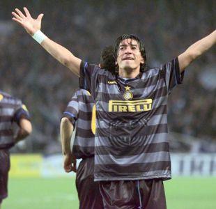 [VIDEO] Inter de Milán recuerda goleador paso de Iván Zamorano por el club