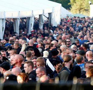 ¿Se pueden impedir los conciertos de neonazis?