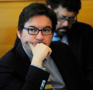 Ministro Barraza aborda cambios al Sename con líderes de Naciones Unidas