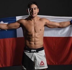Diego Rivas prepara en grande su retorno a la UFC tras superar el cáncer