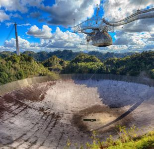 Las misteriosas señales provenientes de una estrella captadas por astrónomos de Puerto Rico