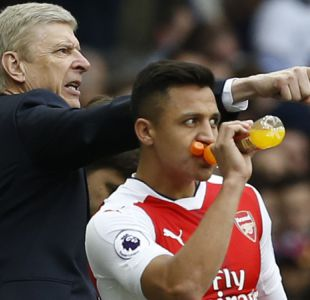 """[VIDEO] El """"portazo"""" de Wenger a Alexis Sánchez: no se moverá del Arsenal"""
