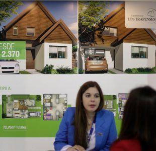 Venta de viviendas nuevas en Santiago crece en 20 por ciento