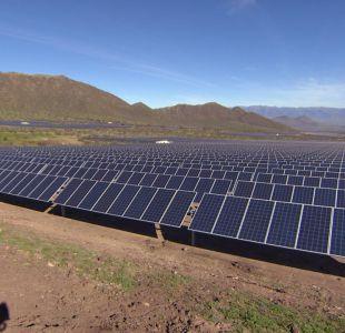 [VIDEO] Colina tiene la planta de energía solar más grande de Santiago
