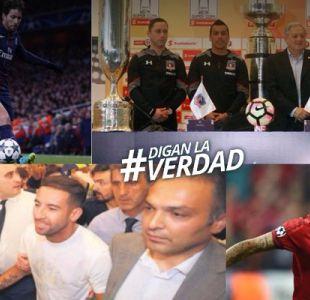 [VIDEO] DLV con Alexis Sánchez, la llegada de Isla a Turquía, goles y movidas