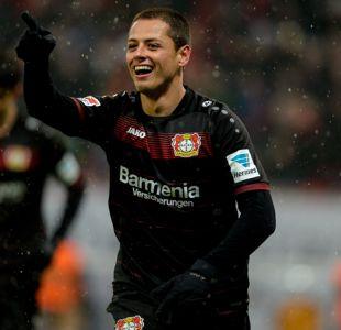 """""""Chicharito"""" Hernández deja el Bayer Leverkusen y regresa a la Premier League"""