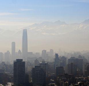 intendencia decretó alerta ambiental