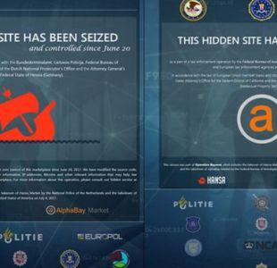 El FBI y Europol cierran AlphaBay y Hansa, dos de los mayores mercados de la internet oscura