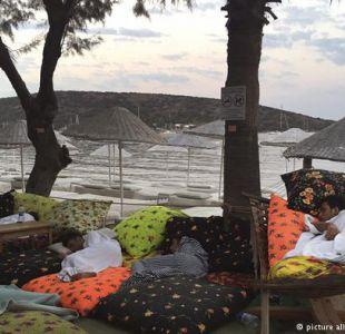 Terremoto en el Egeo causa minitsunami en Turquía