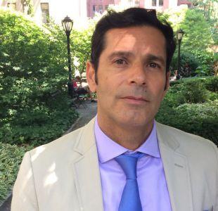 Maduro tiene que entregarse: habla el diplomático de Venezuela que renunció a la ONU
