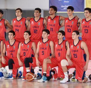 Histórico: Chile campeón del Sudamericano Sub 17 de básquetbol tras vencer a Argentina