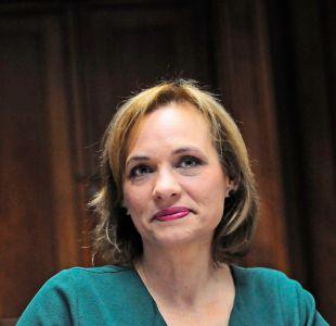 Carolina Goic: Esta es una candidatura para valientes, no para cobardes