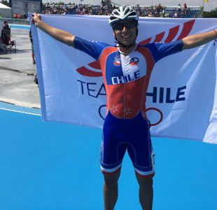Lucas Silva le da la primera medalla a Chile en Juegos Mundiales