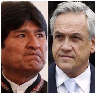 Evo Morales califica a Piñera de oligarca pinochetista