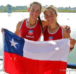 Melita y Antonia Abraham se coronan campeonas mundiales sub 23 de remo en Bulgaria