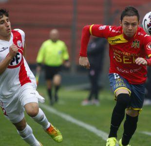 [VIDEO] Goles Copa Chile: San Felipe deja fuera a Unión Española