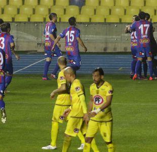 [VIDEO] Goles Copa Chile: U. de Concepción pierde con Iberia y es eliminada