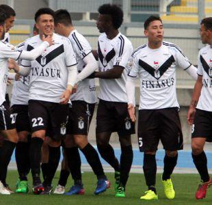 [VIDEO] Goles Copa Chile: OHiggins es sorprendido por Santiago Morning en Rancagua