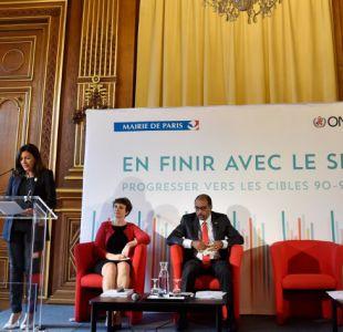 Paris será la sede de la Conferencia Internacional sobre el sida.