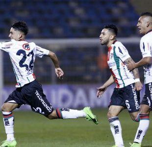 Palestino derrota a La Calera y se suma a los octavos de final de Copa Chile