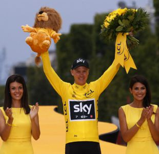 Chris Froome, ganador del Tour de Francia 2017: Fue el triunfo más apretado