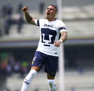 Nicolás Castillo le da triunfo a Pumas sobre Pachuca en inicio de la liga mexicana
