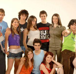 """Amango"""" se transmitió hace 10 años por las pantallas de Canal 13"""