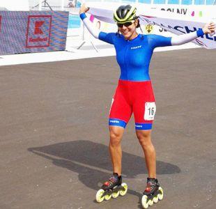 [VIDEO] Pepa Moya sueña con ganar un oro para Chile en los Juegos Olímpicos