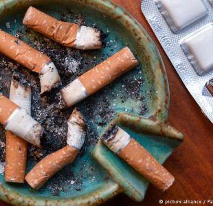 Estudio: fumar aumentaría la sensibilidad ante el estrés