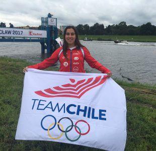 Valentina González clasifica a la final de esquí náutico en los Juegos Mundiales