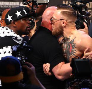 """Tyson da como favorito a Mayweather: """"McGregor será asesinado boxeando"""""""