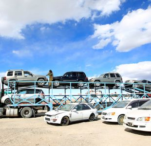 Las notas diplomáticas enviadas por Chile a Bolivia por robo de vehículos