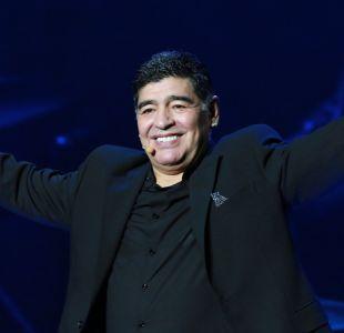 """Maradona defiende uso del VAR: """"Con tecnología, mi gol a Inglaterra no habría contado"""""""