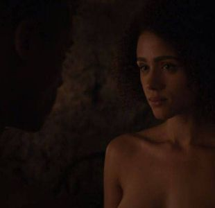 Missandei y Gusano Gris reviven los detalles de su íntima escena en Game of thrones