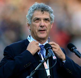 Ángel Villar es suspendido por un año como presidente del fútbol español