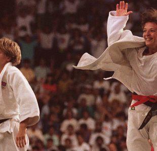 La yudoca española se casó con su rival británica a la que ganó la medalla de oro en las Olimpiadas