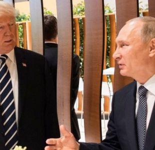 Las nuevas sanciones del Congreso de EE.UU. contra Rusia que ponen en una disyuntiva a Donald Trump