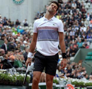 Novak Djokovic anuncia el final de su temporada por la lesión de codo