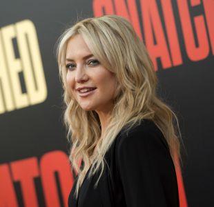 El radical cambio de look de la actriz Kate Hudson