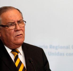 """Ministro de Justicia: """"La designación de los notarios no es un acto unilateral del Gobierno"""""""