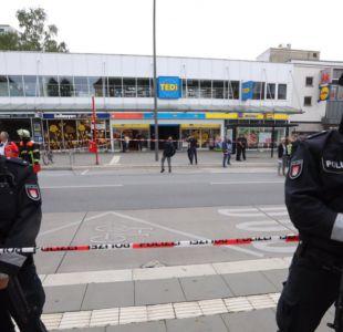 Investigan posible ataque de grupo islámico en Hamburgo