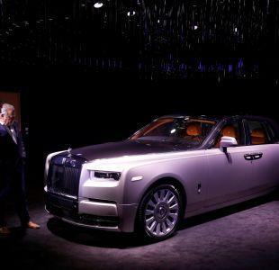 Phantom VIII, Rolls-Royce