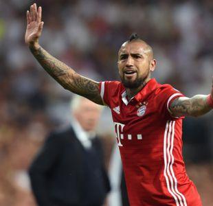 """""""Es un jugador fundamental"""": Bayern Munich reitera que Arturo Vidal no se mueve del club"""