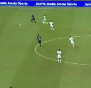 [VIDEO] Increíble autogolazo en triunfo del Inter ante Chelsea en duelo amistoso
